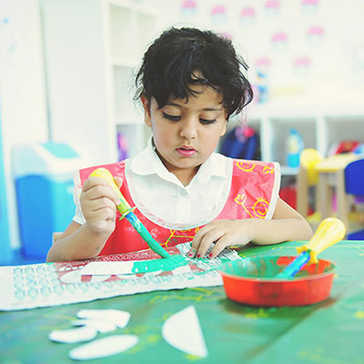 Bright Beginnings Nurseries in Abu Dhabi - our childcare philosophy